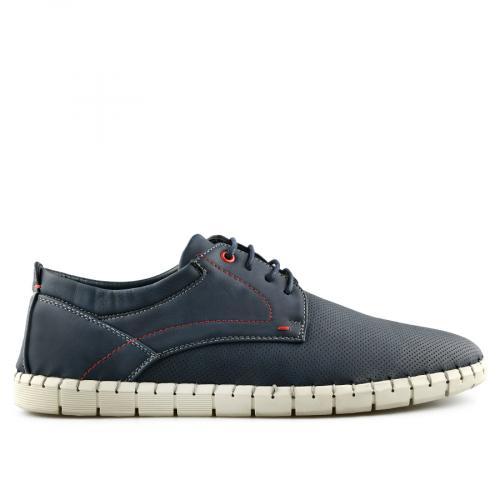 мъжки ежедневни обувки сини 0140551