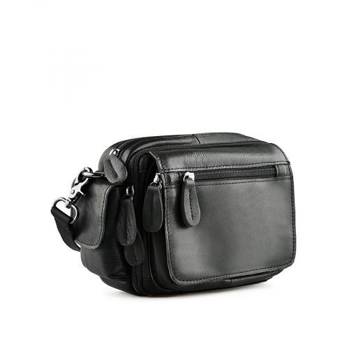 мъжка ежедневна чанта черна 0143869