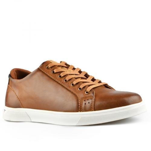 мъжки ежедневни обувки кафяви 0143467