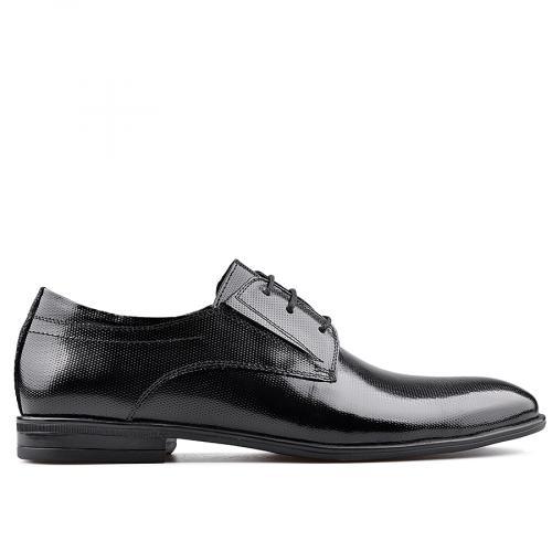 мъжки елегантни обувки черни 0135061