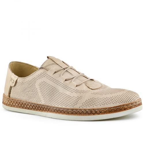 мъжки ежедневни обувки бежови 0141190