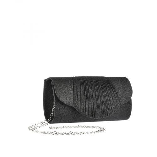 дамска елегантна чанта черна 0143805