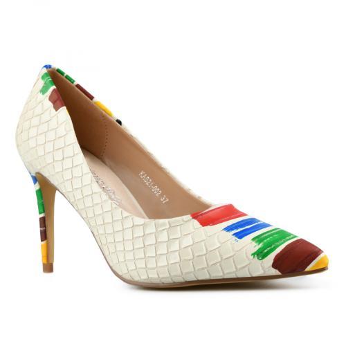 дамски елегантни обувки бежови 0142418