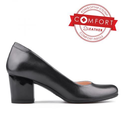 дамски ежедневни обувки черни 0134743