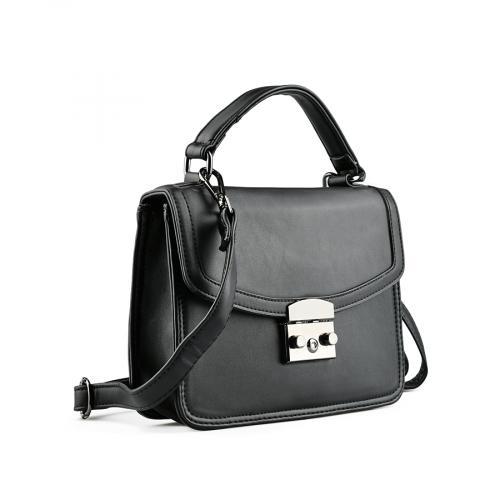 дамска ежедневна чанта черна 0143366