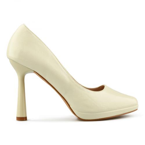 дамски елегантни обувки бежови 0145032