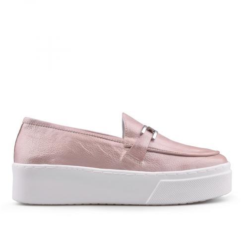 дамски ежедневни обувки розови 0134677