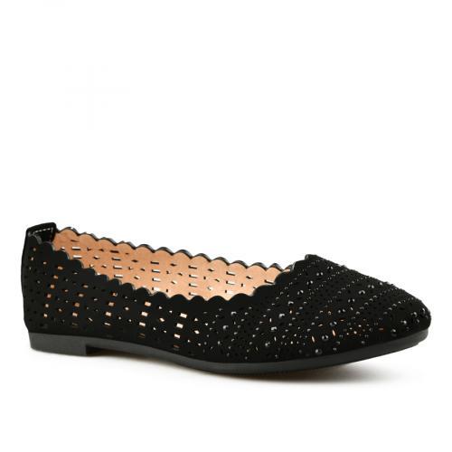 дамски ежедневни обувки черни 0140343