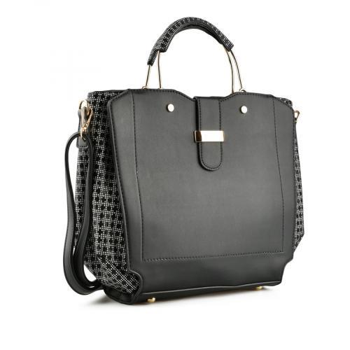 дамска ежедневна чанта черна 0145118