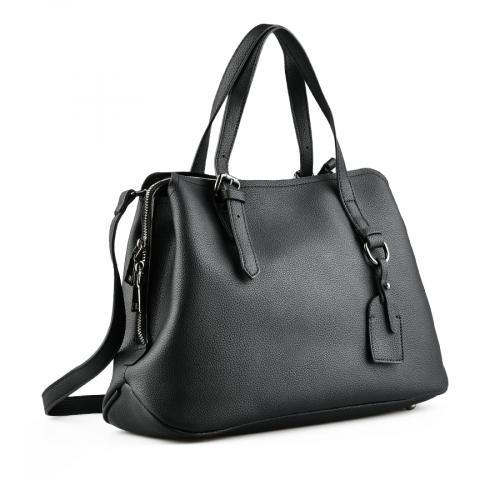 дамска ежедневна чанта черна 0141898