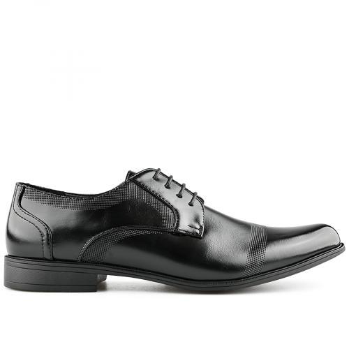 мъжки елегантни обувки черни 0140534