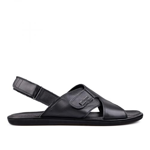 мъжки сандали черни 0132051