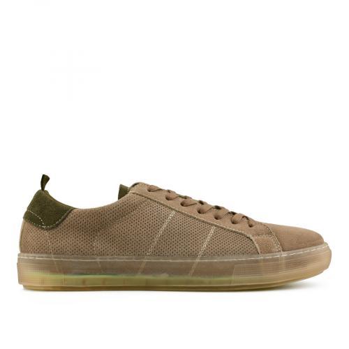 мъжки ежедневни обувки бежови 0140638