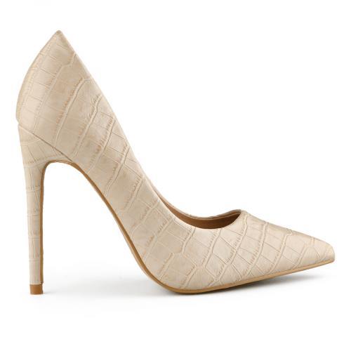 дамски елегантни обувки бежови 0141057