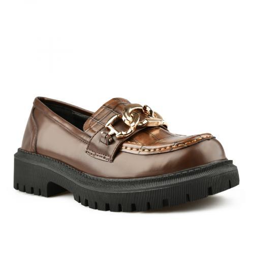 дамски ежедневни обувки кафяви 0144981