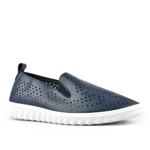 дамски ежедневни обувки сини 0143193
