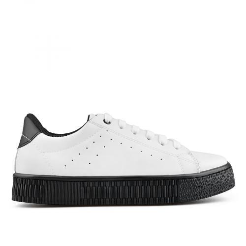 дамски ежедневни обувки бели 0136678
