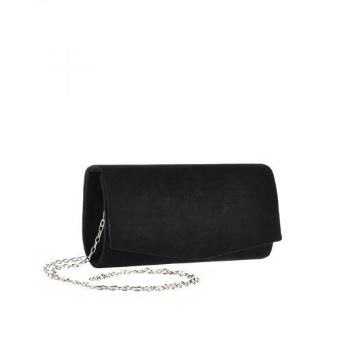 дамска елегантна чанта черна 0143762