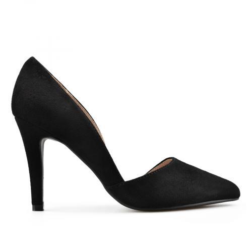дамски елегантни обувки черни 0138131