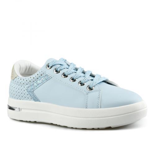 дамски ежедневни обувки сини 0143505