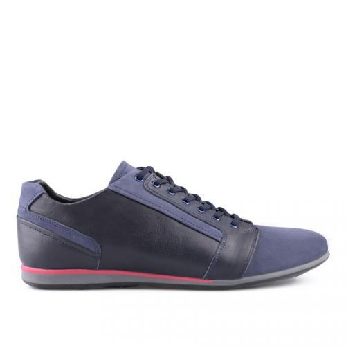 мъжки спортни обувки сини 0127452