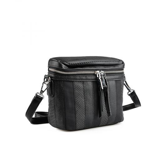 дамска ежедневна чанта черна 0137935