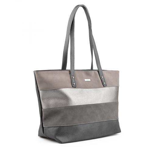 дамска ежедневна чанта сива 0136313