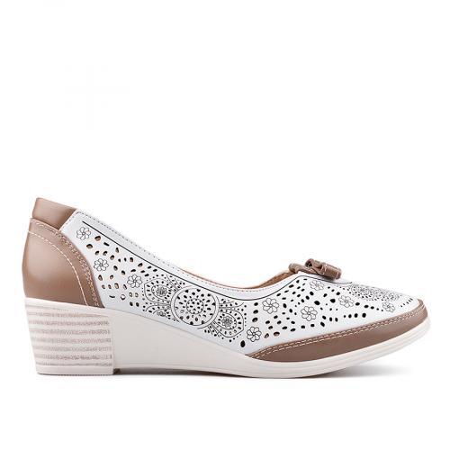 дамски ежедневни обувки бежови 0133697