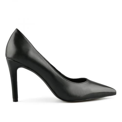 дамски елегантни обувки черни 0141066