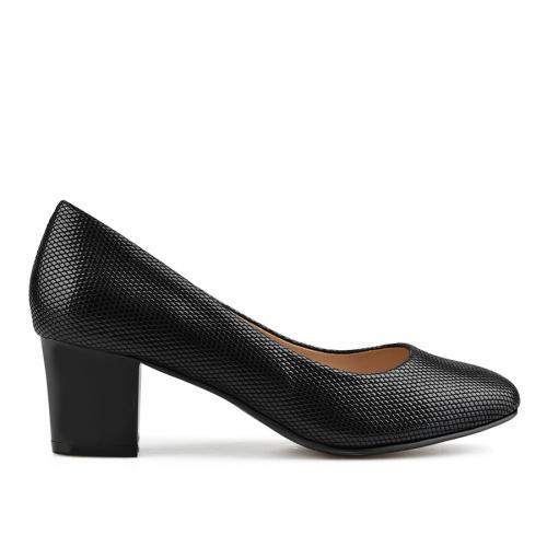 дамски елегантни обувки черни 0138141
