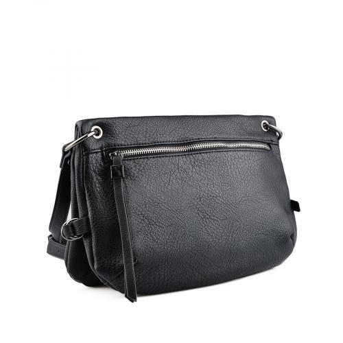 дамска ежедневна чанта черна 0138596