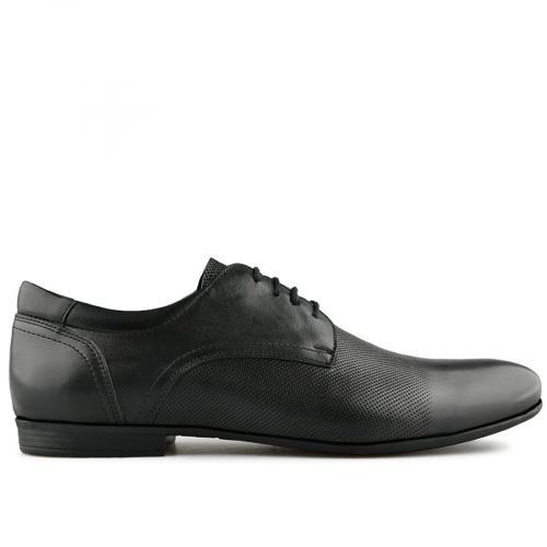 мъжки елегантни обувки черни 0141140