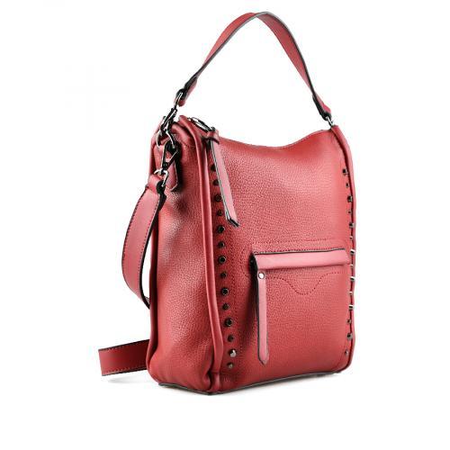 дамска ежедневна чанта червена 0141768