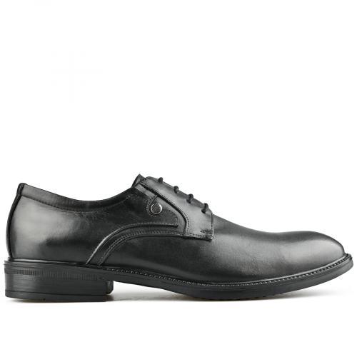 мъжки елегантни обувки черни 0142133