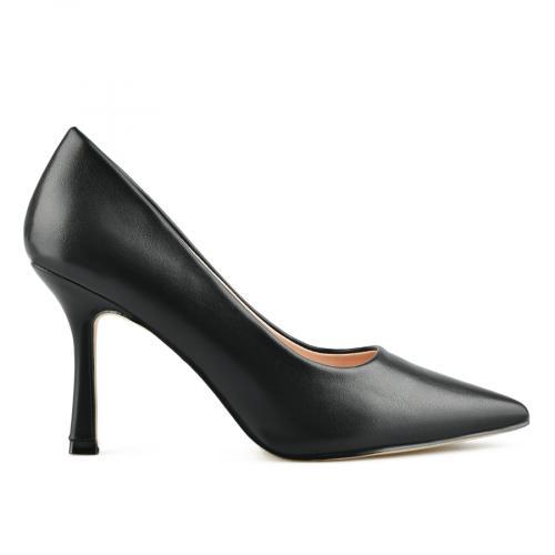 дамски елегантни обувки черни 0143250