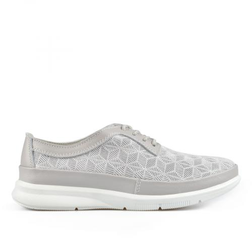 дамски ежедневни обувки сиви 0137233