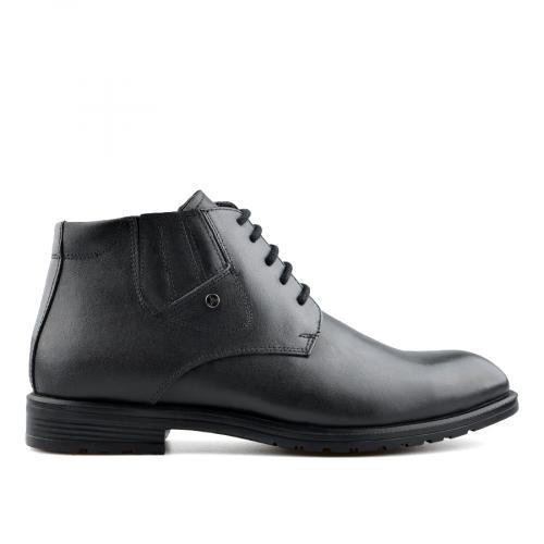 мъжки елегантни боти черни 0139534