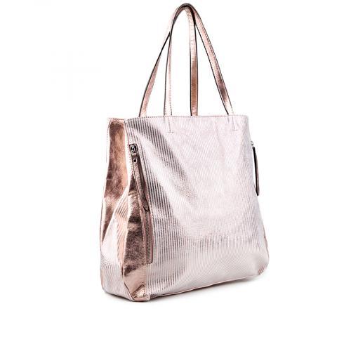 дамска ежедневна чанта розова 0138188