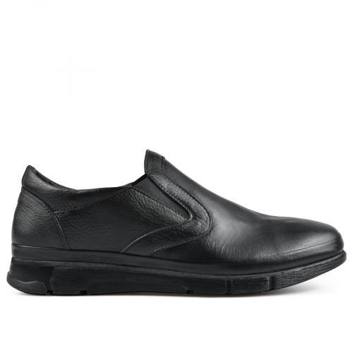 мъжки ежедневни обувки черни 0135918