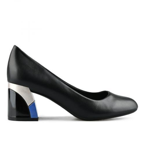 дамски елегантни обувки черни 0142421