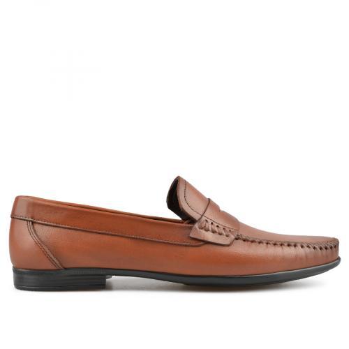 мъжки ежедневни обувки кафяви 0138266