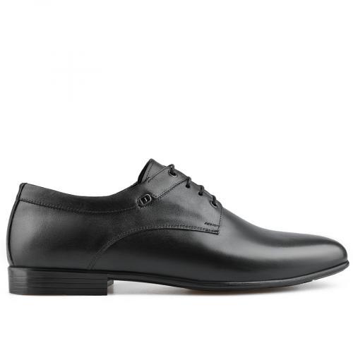 мъжки елегантни обувки черни 0138360 0138360