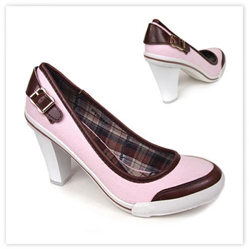 дамски ежедневни обувки розови 0106492
