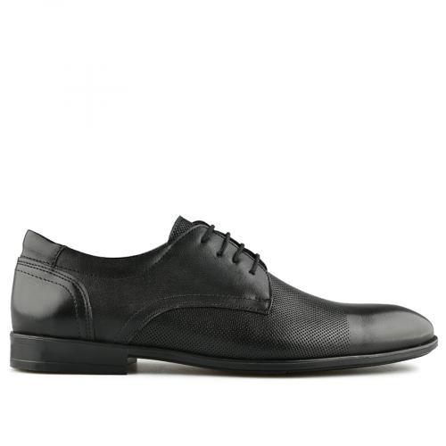 мъжки елегантни обувки черни 0141147