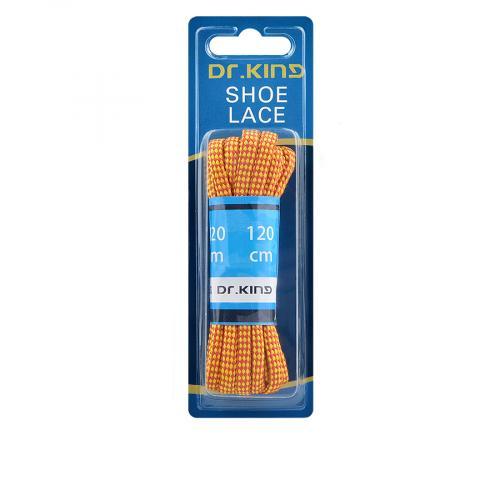 връзки за обувки жълти 120см 0136286