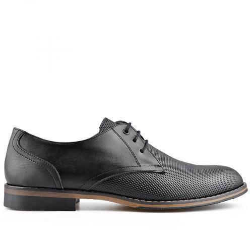 мъжки елегантни обувки черни 0138372 0138372