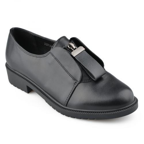 дамски ежедневни обувки черни 0139177