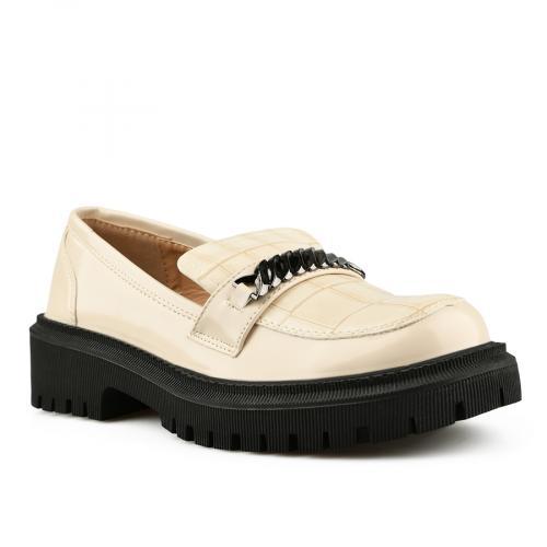 дамски ежедневни обувки бежови 0144984