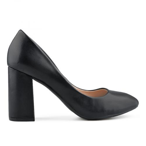 дамски елегантни обувки черни 0139161