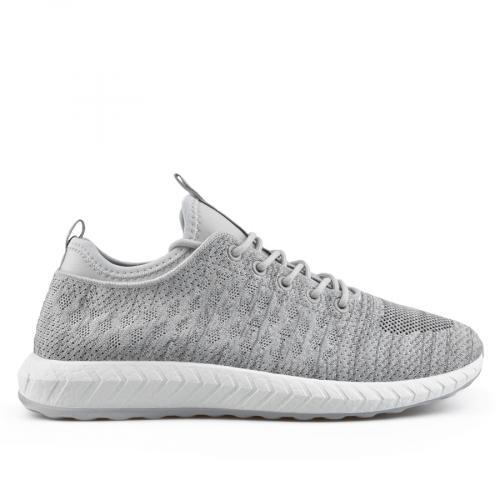 мъжки ежедневни обувки сиви 0136929